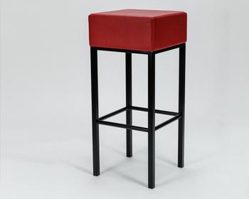 Scaun de bar - Roșu